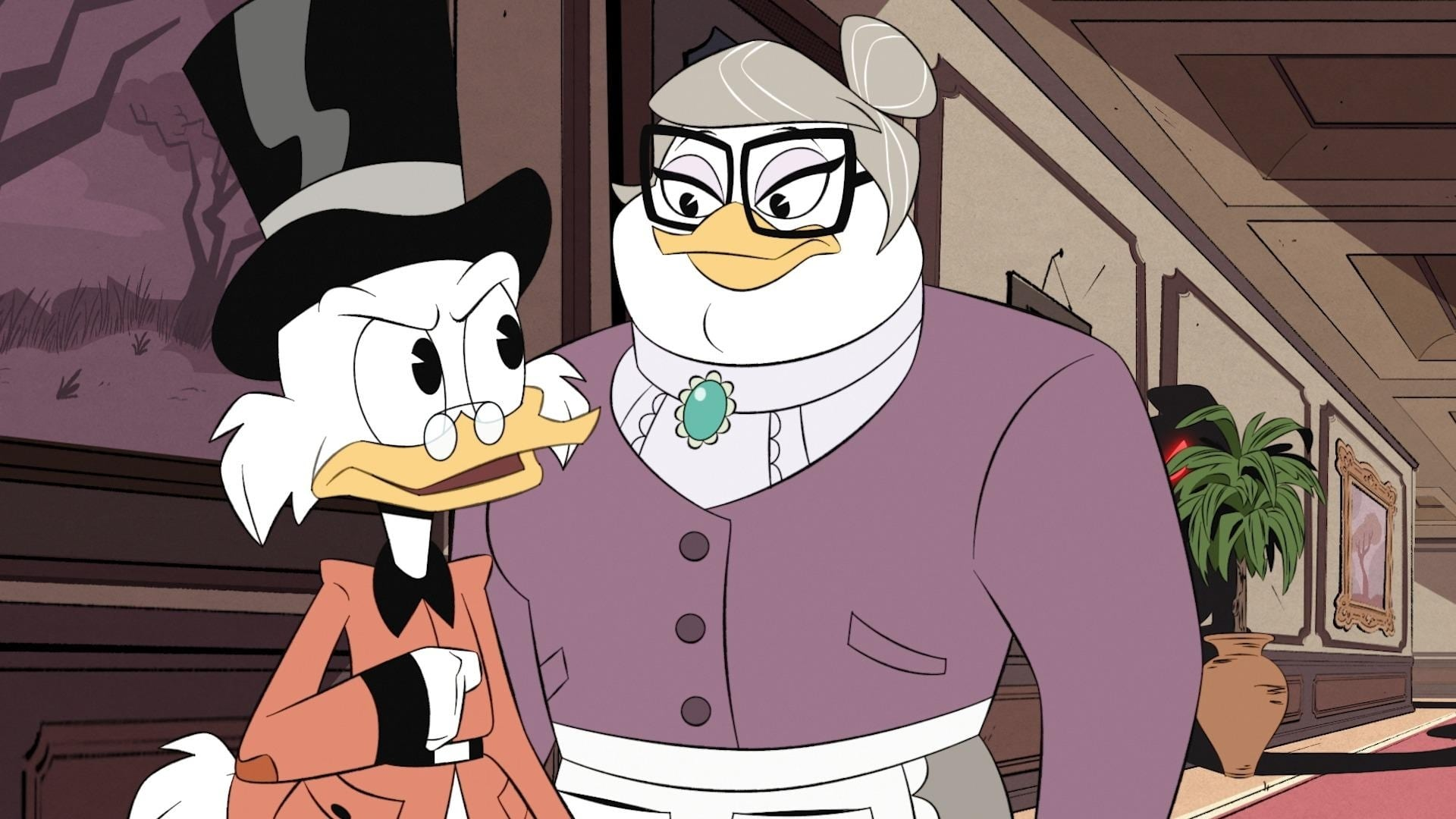 DuckTales Season 1 :Episode 19  The Other Bin of Scrooge McDuck!