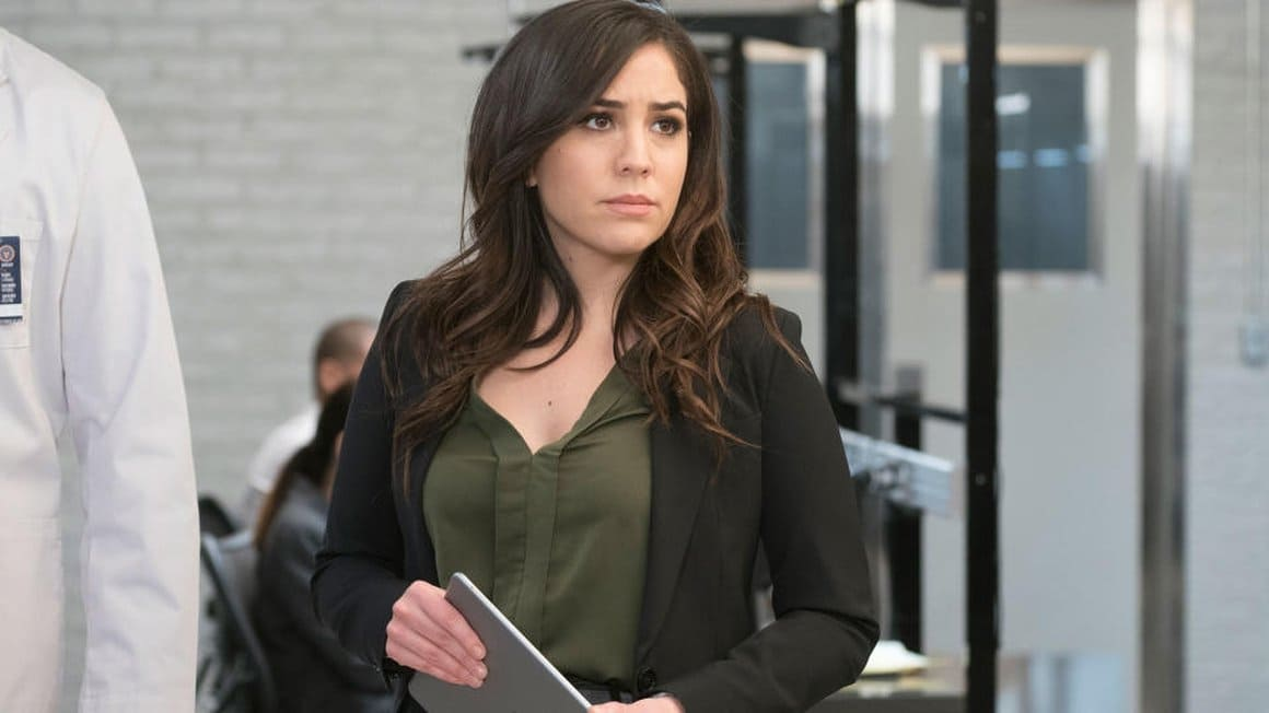 Blindspot Season 4 :Episode 14  The Big Blast from the Past Episode