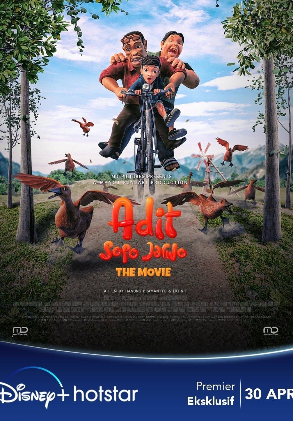 Adit Sopo Jarwo: The Movie (2021)