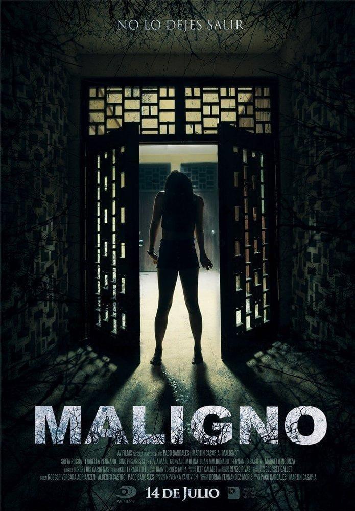 Póster Maligno
