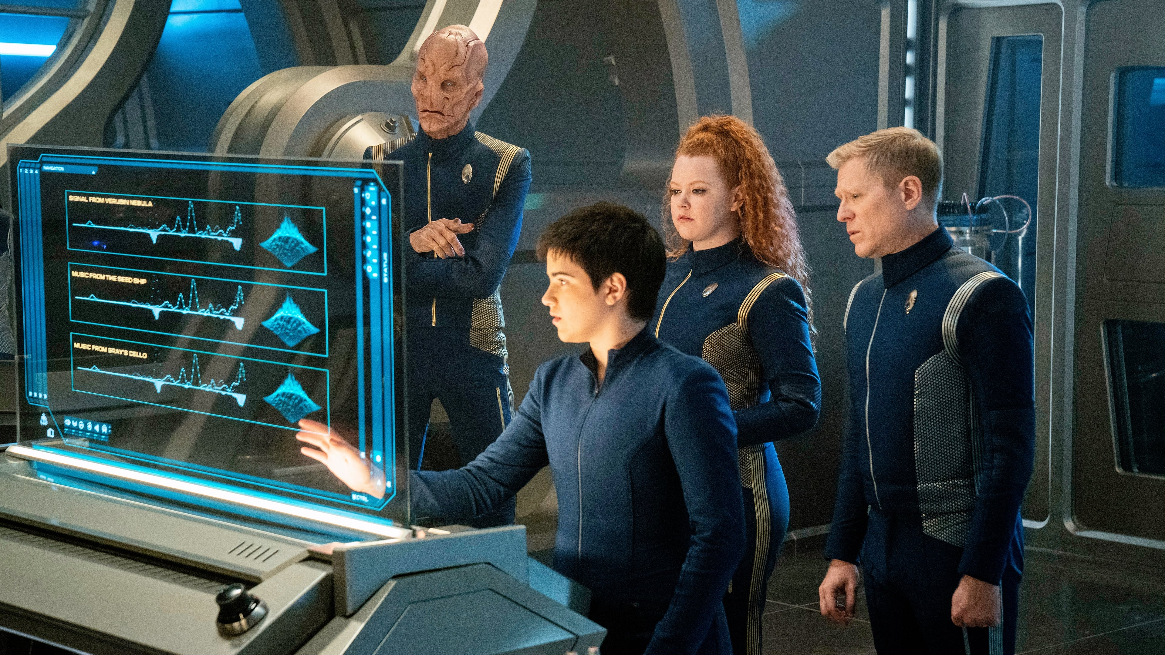 Star Trek: Discovery Season 3 :Episode 9  Terra Firma (1)
