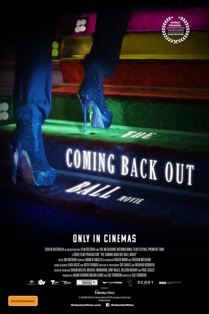 The Coming Back Out Ball Movie (2018)