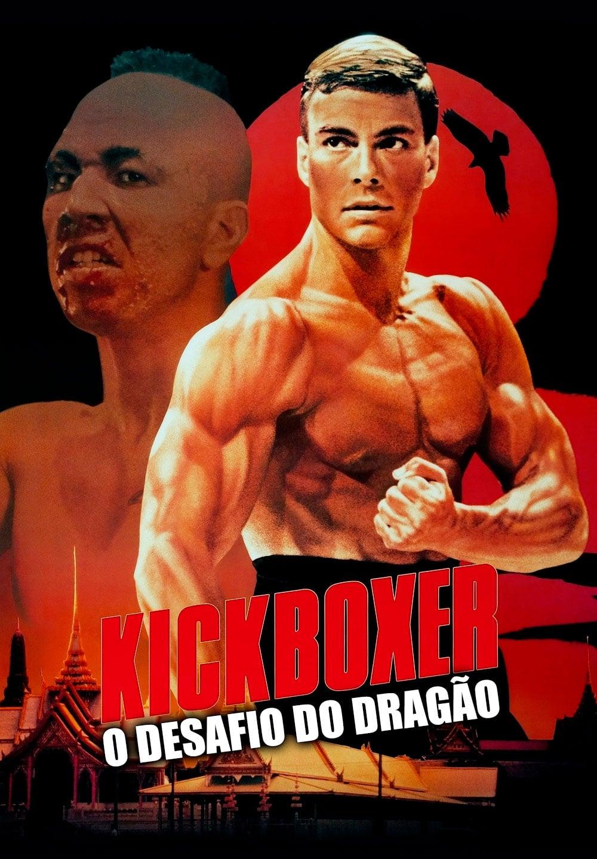 Kickboxer – O Desafio do Dragão Dublado