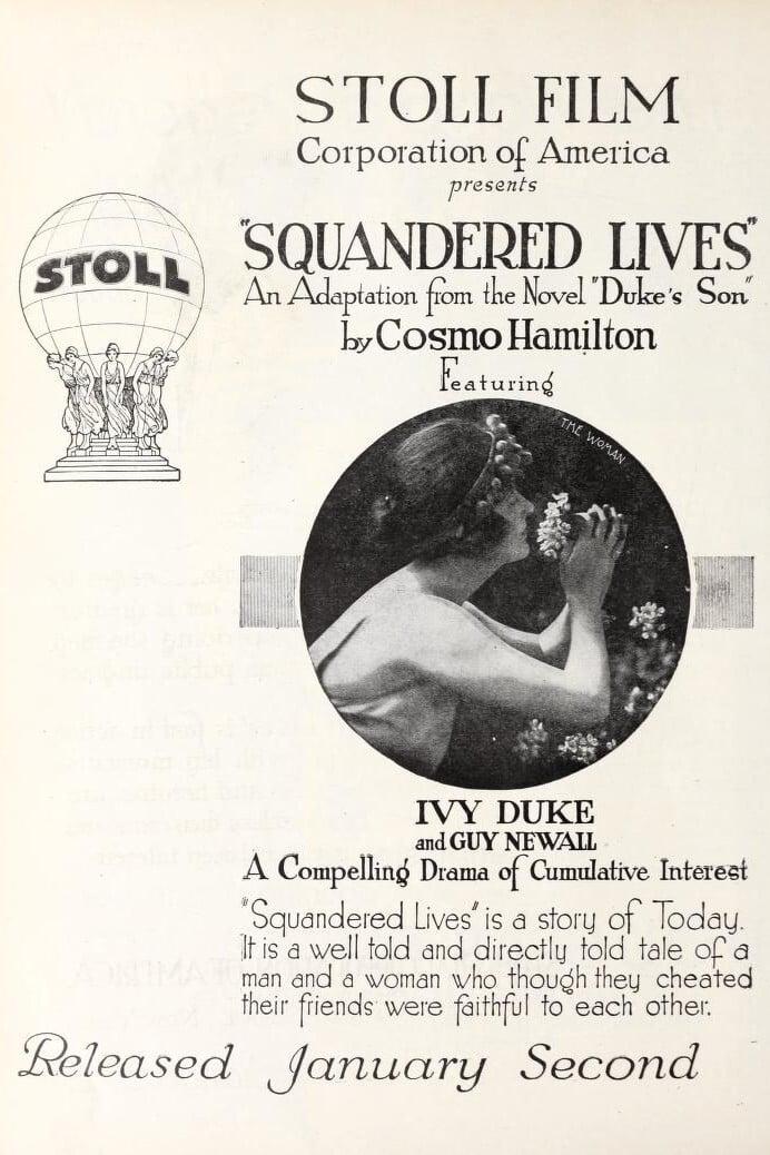 Duke's Son (1920)