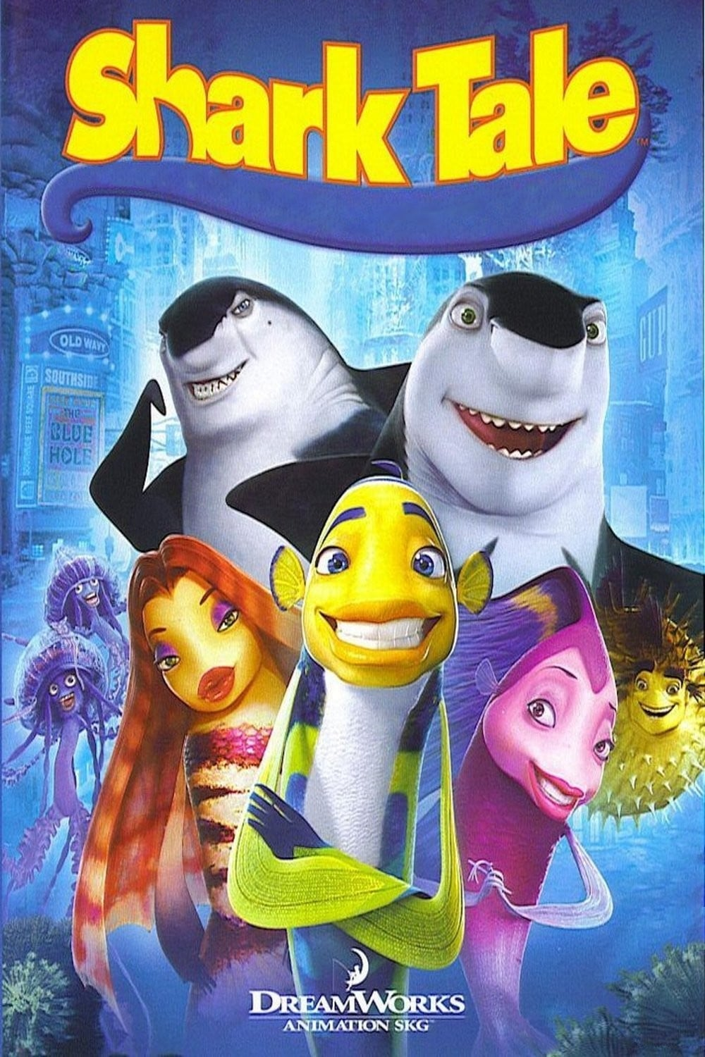 Shark Tale Spanish Dubbed Movie HD free download 720p