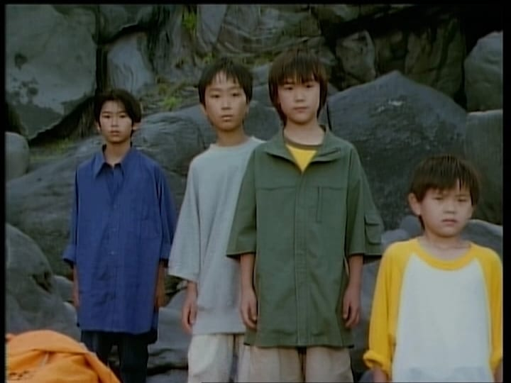 Super Sentai Season 23 :Episode 24  Little Kid Rescue Soldiers