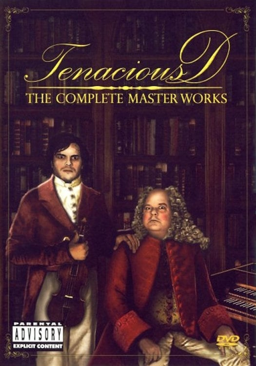 Tenacious D: The Complete Masterworks For Fans (1970)