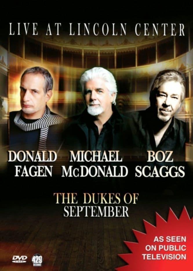 The Dukes of September - Live at Lincoln Center (2014)