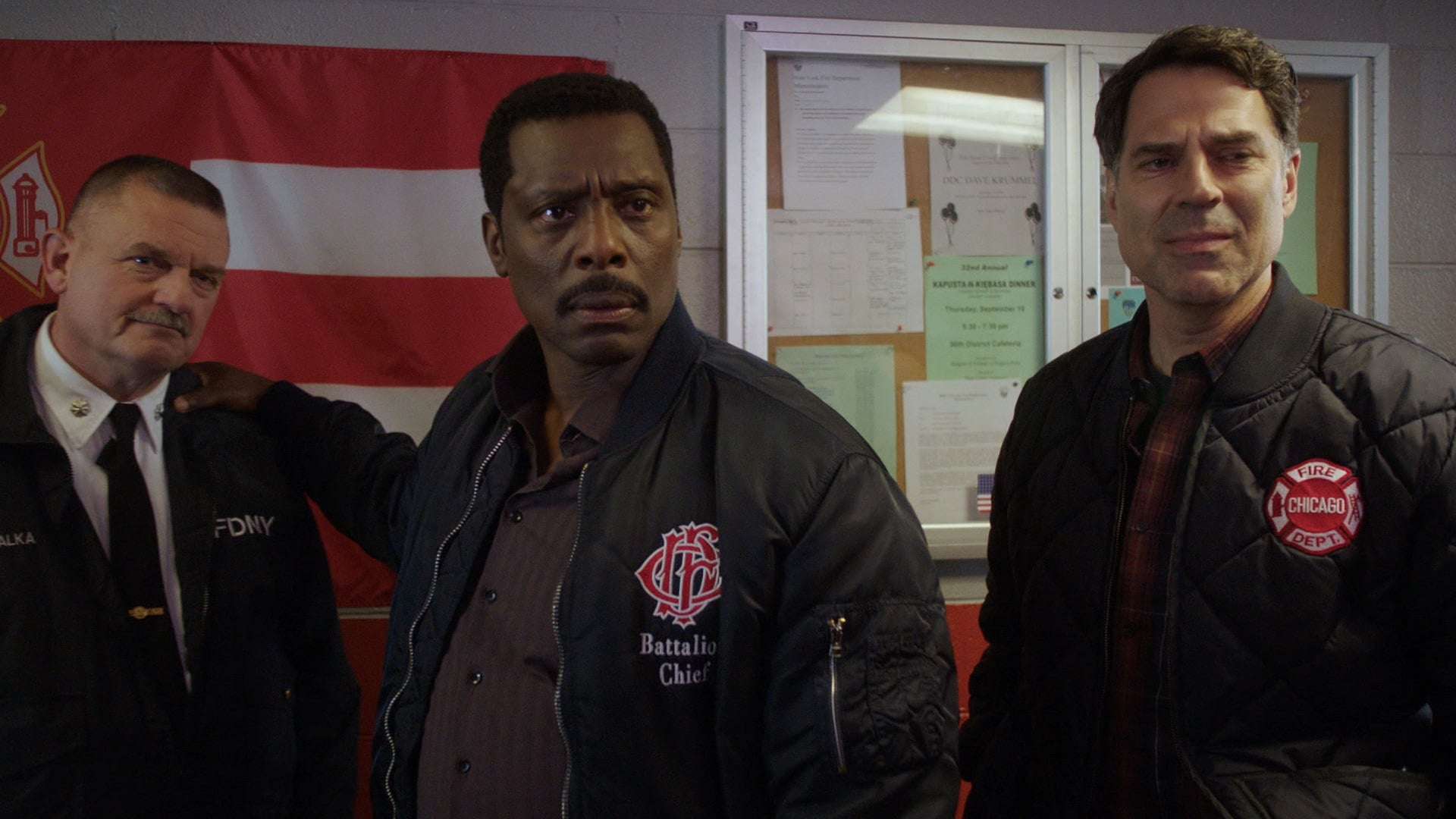 Chicago Fire - Season 5 Episode 6 : That Day