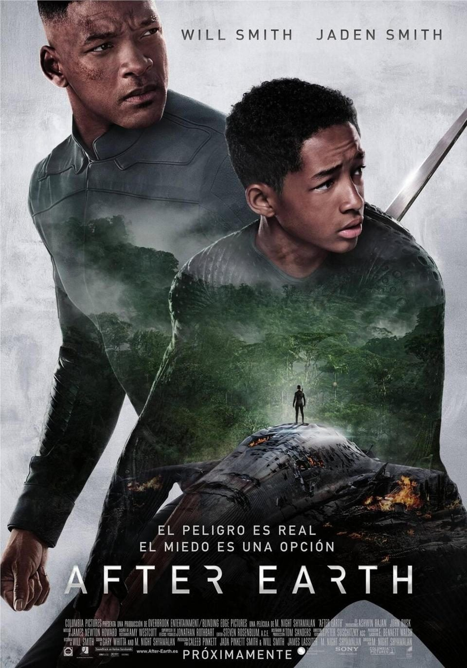 Imagen After Earth