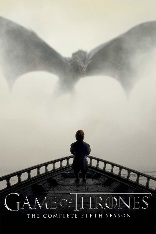 Game Of Thrones 5º Temporada (2015) Blu-Ray 720p Download Torrent Dublado e Legendado