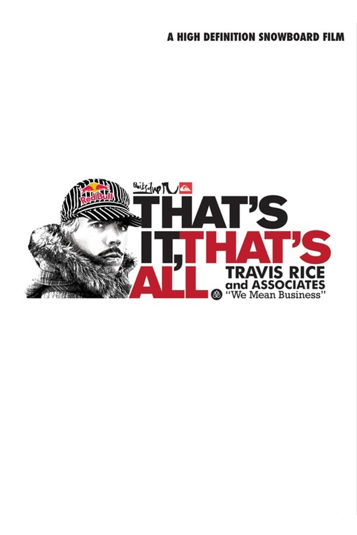That's It, That's All (2008)