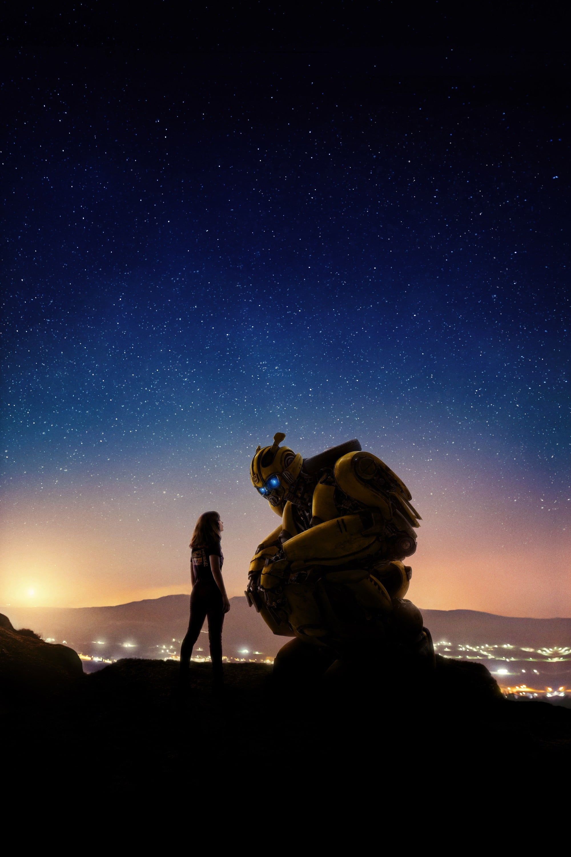 Poster and image movie Bumblebee