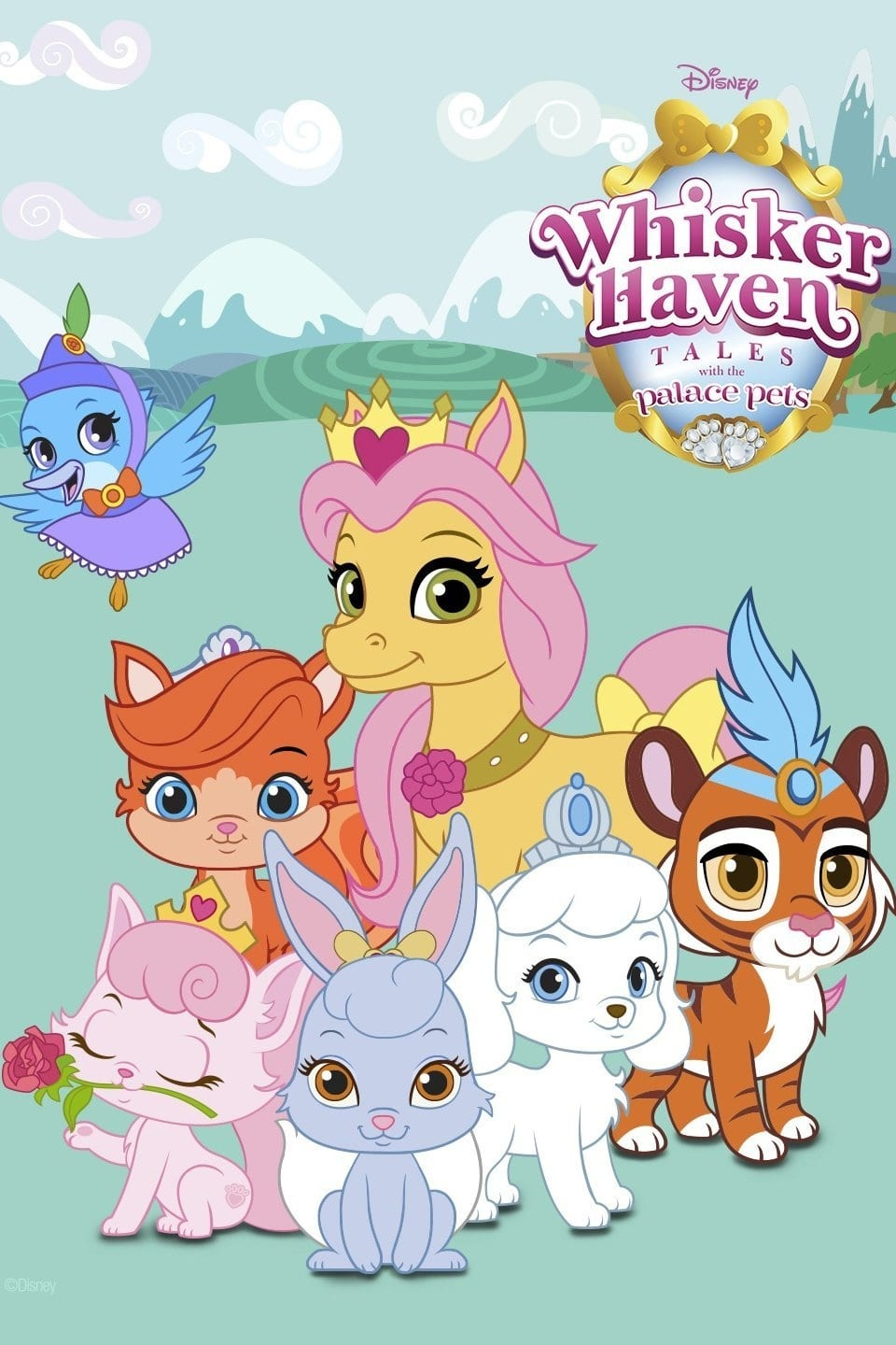 Whisker Haven Tales with the Palace Pets Season 1