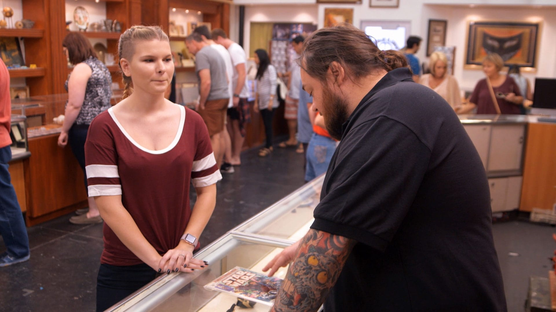 Pawn Stars Season 14 :Episode 28  If the Pawn Don't Fit