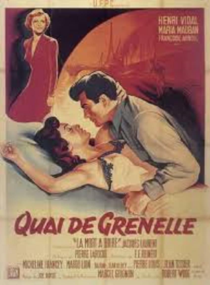 Ver Quai de Grenelle Online HD Español (1951)
