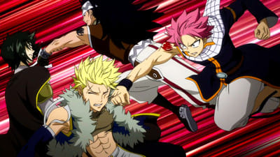 Fairy Tail Season 4 :Episode 23  Battle of Dragon Slayers