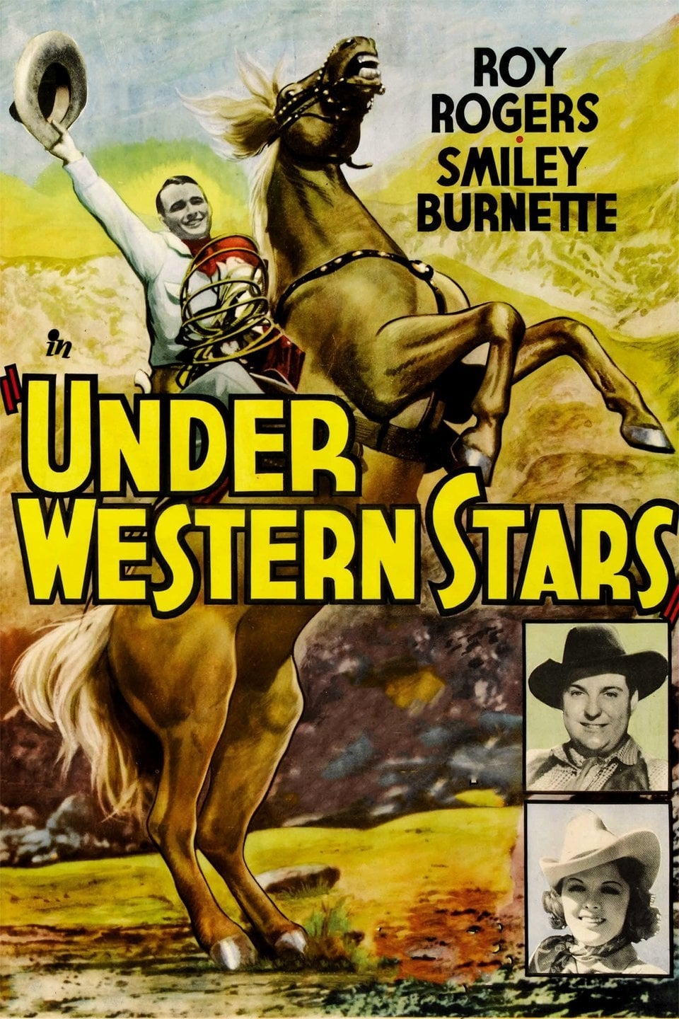 Under Western Stars on FREECABLE TV