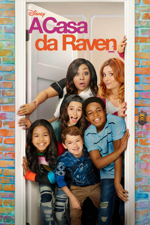 A Casa da Raven 1ª Temporada Completa GDRIVE (2017) Dual Áudio WEB-DL 720p | 1080p Download