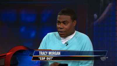 The Daily Show with Trevor Noah Season 15 :Episode 27 Tracy Morgan
