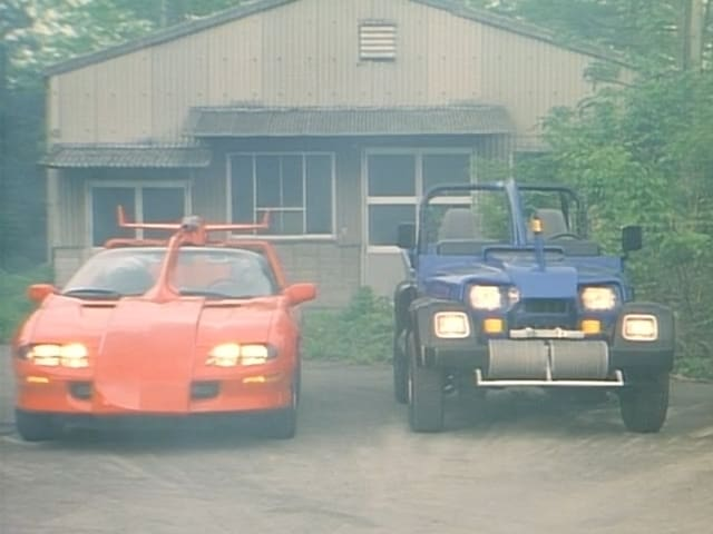 Super Sentai Season 20 :Episode 20  The Sweetest Cars in Race-tory!!
