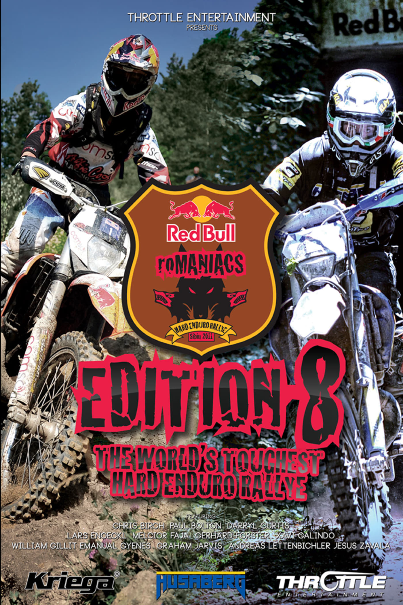 Red Bull Romaniacs 8 on FREECABLE TV