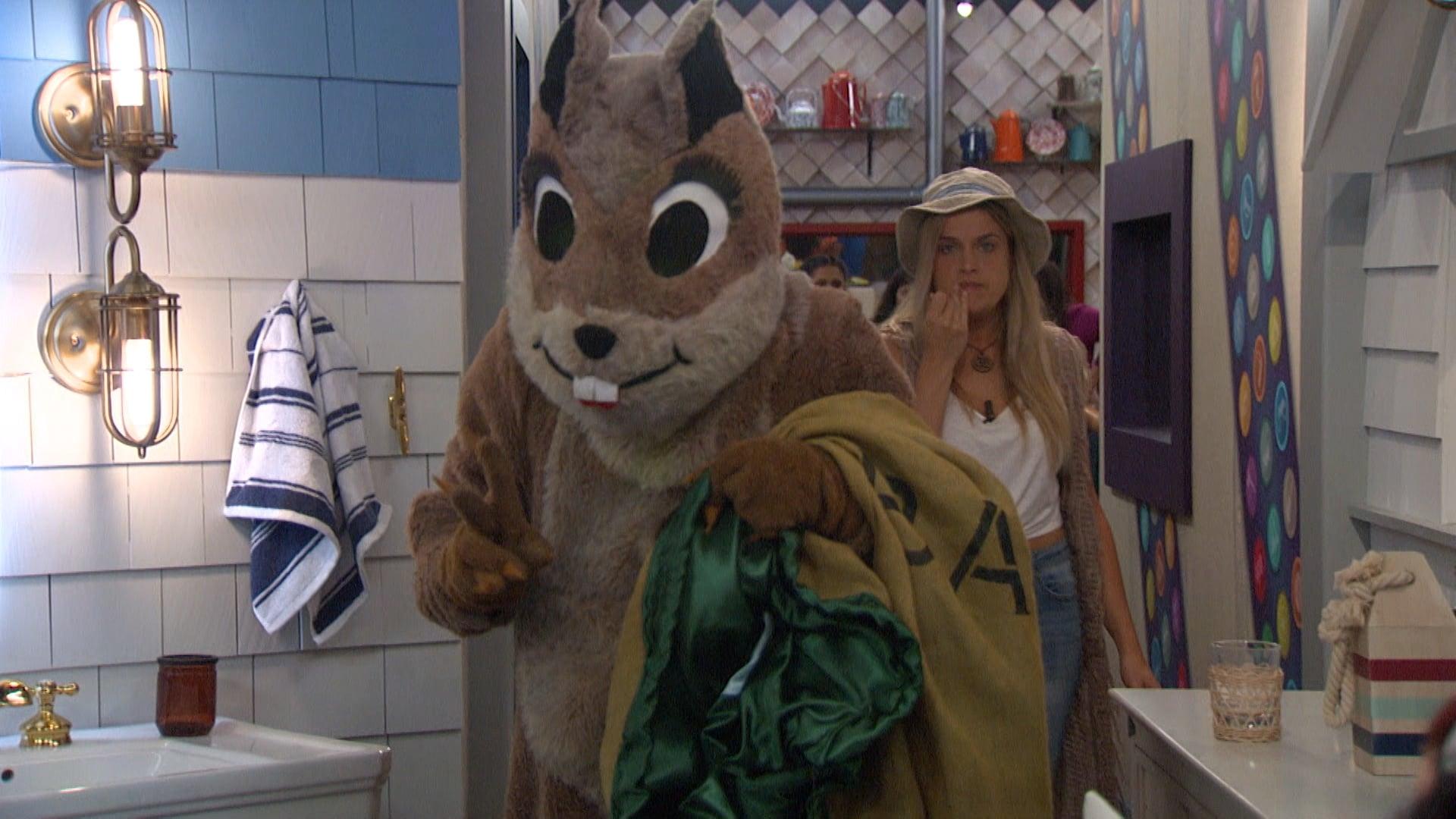 Big Brother Season 21 :Episode 2  Episode 2