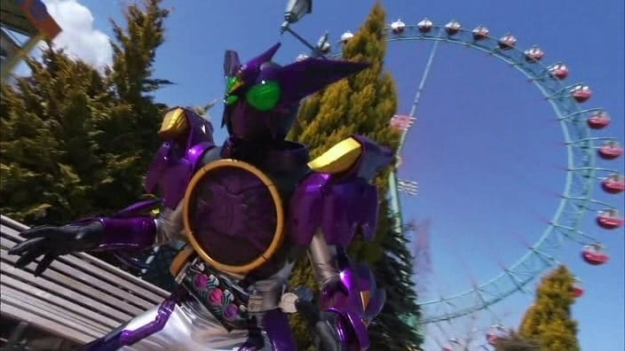 Kamen Rider Season 21 :Episode 32  A New Greeed, Void, Unrivaled Combo