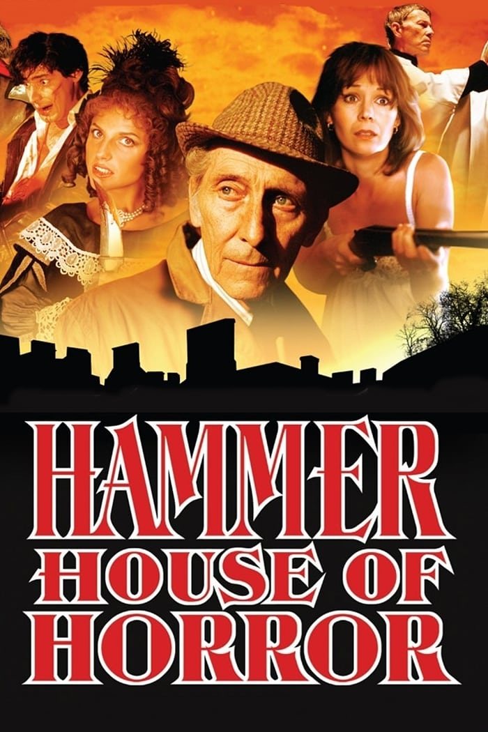 Hammer House of Horror TV Shows About Horror Anthology