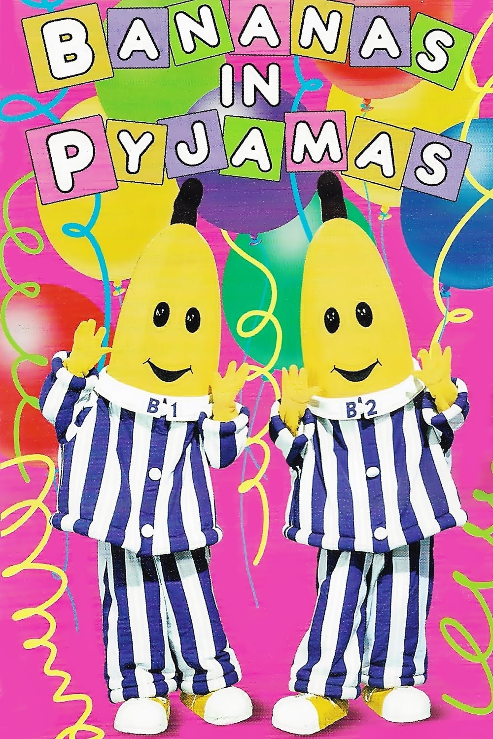 Bananas in Pyjamas TV Shows About Anthropomorphic Puppets