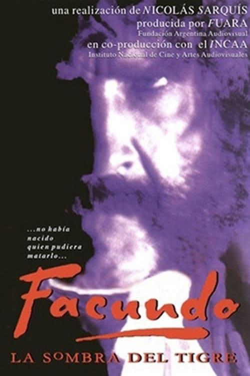 Ver Facundo, la sombra del tigre Online HD Español (1995)