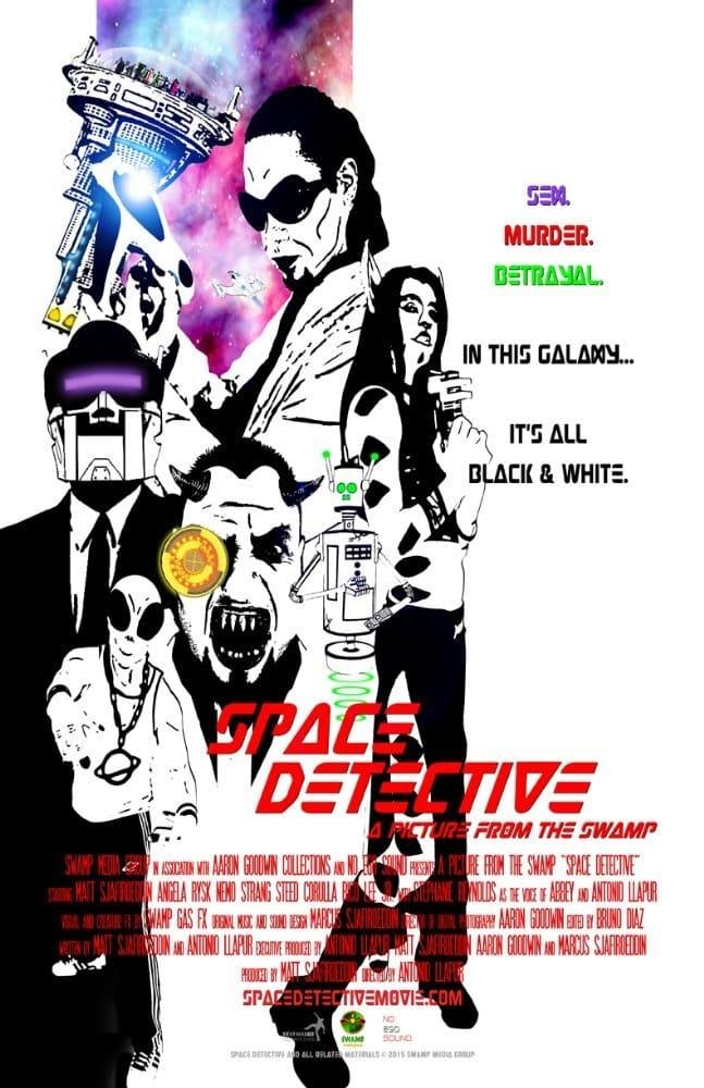 Ver Space Detective Online HD Español (2016)