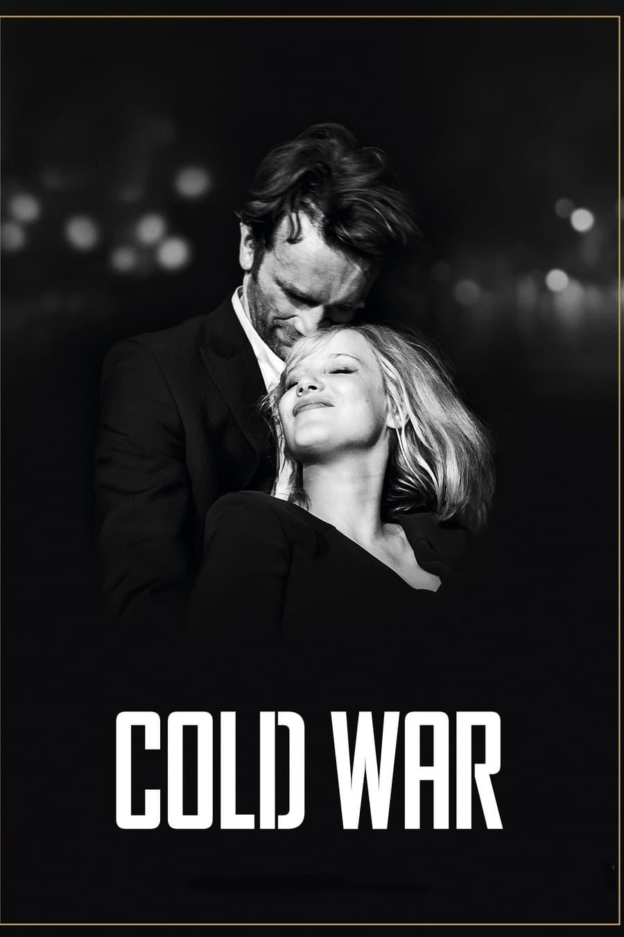 Póster Cold War