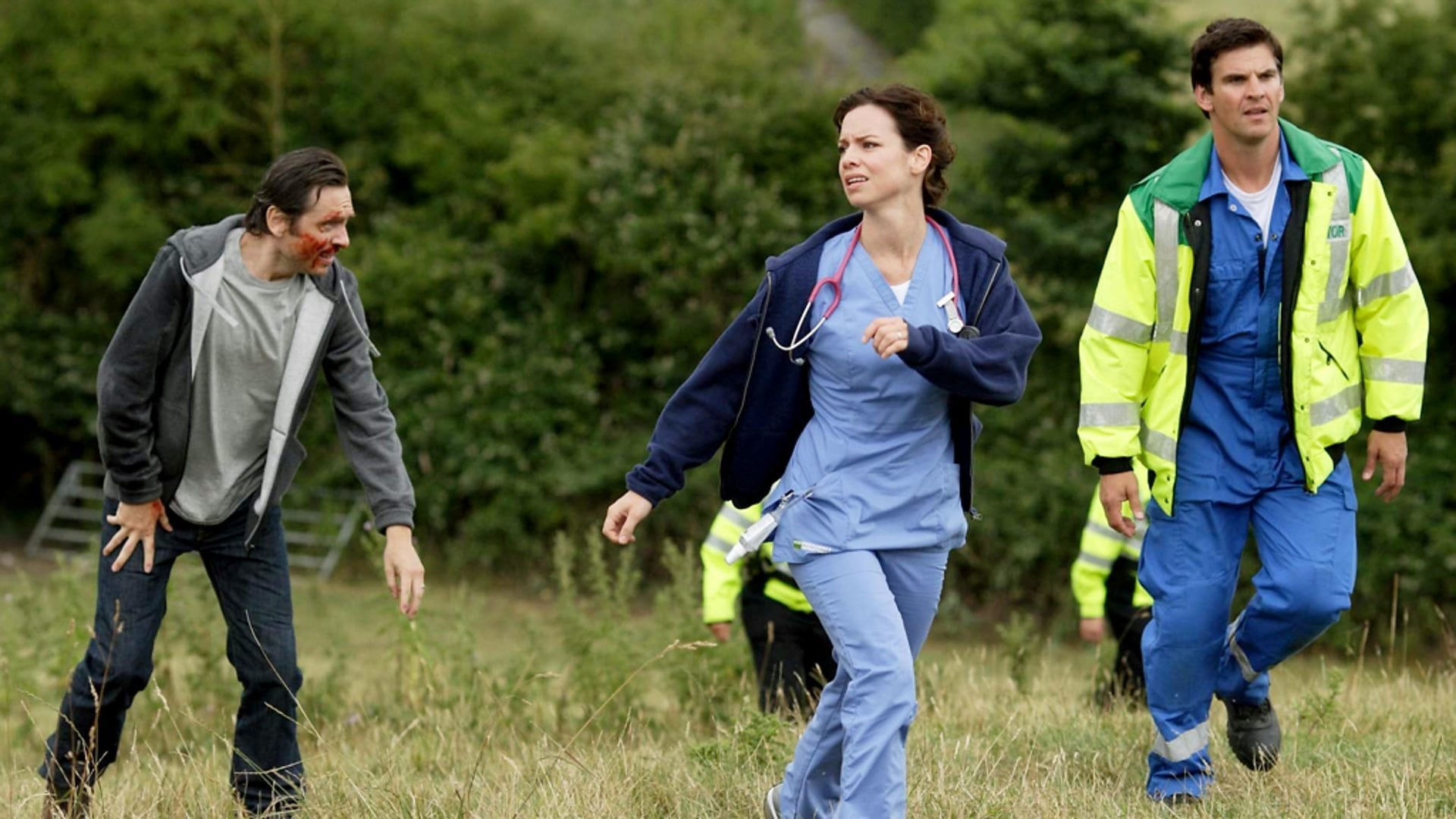 Casualty Season 25 :Episode 13  Truth Will Out