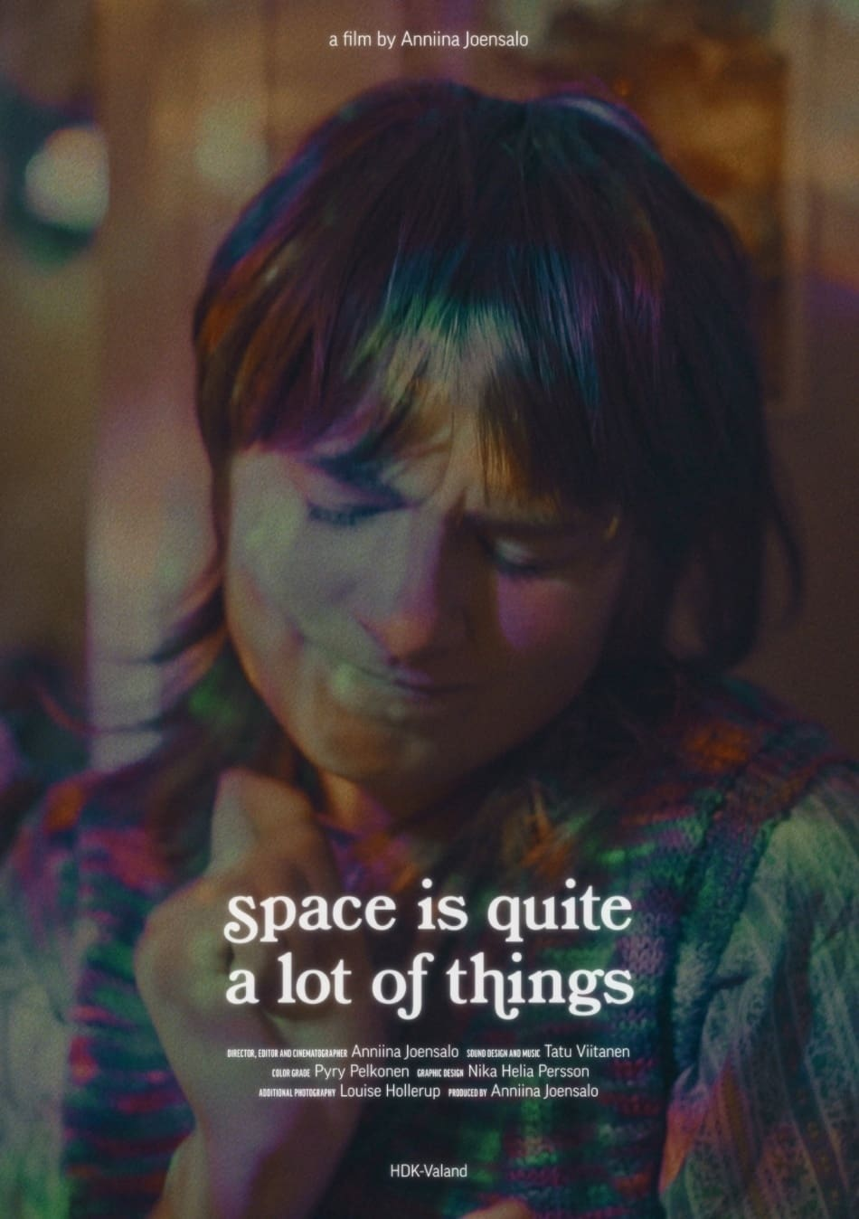 Space is Quite a Lot of Things (2021)