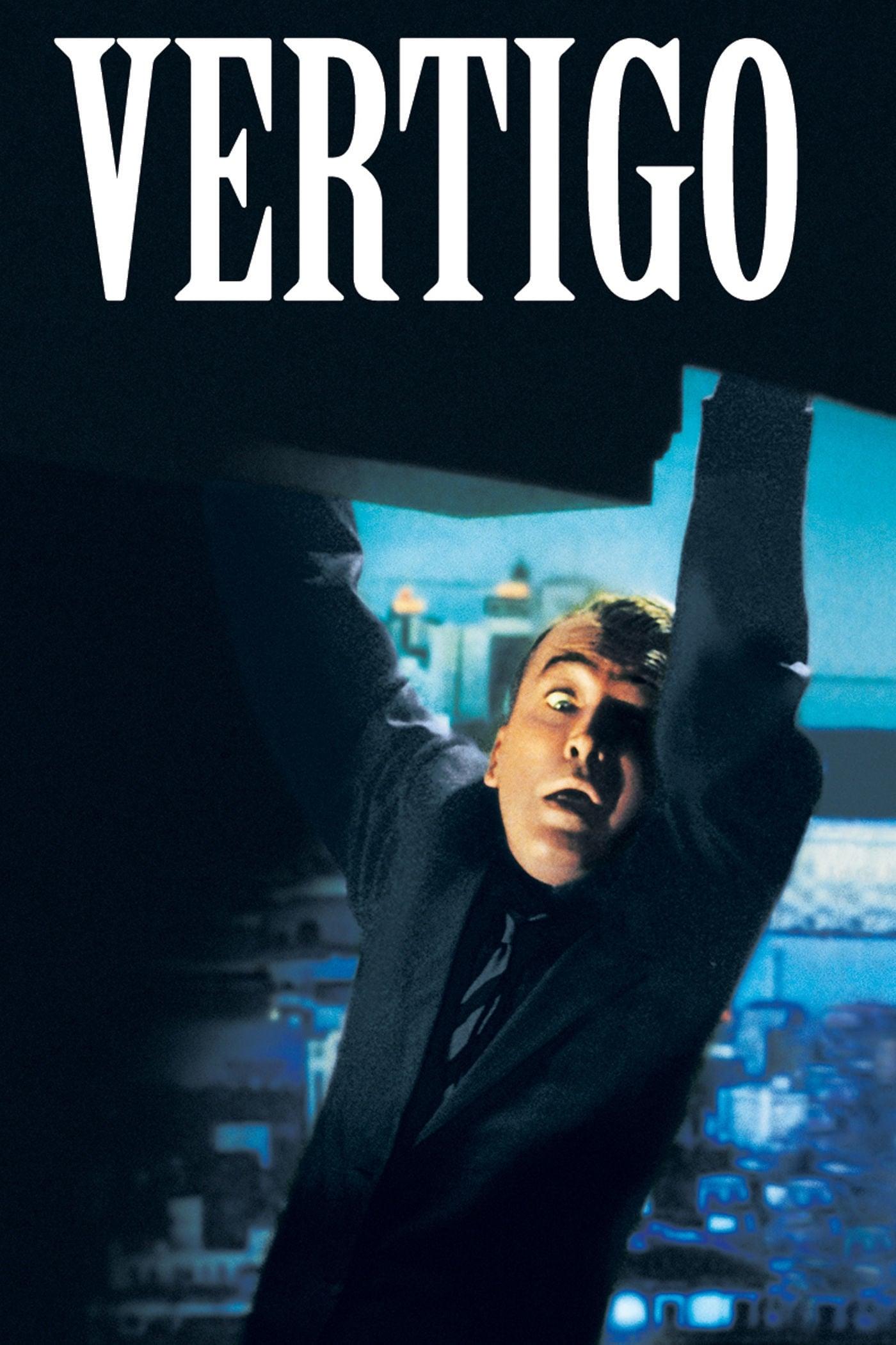 Vertigo (1958) - Posters — The Movie Database (TMDb)