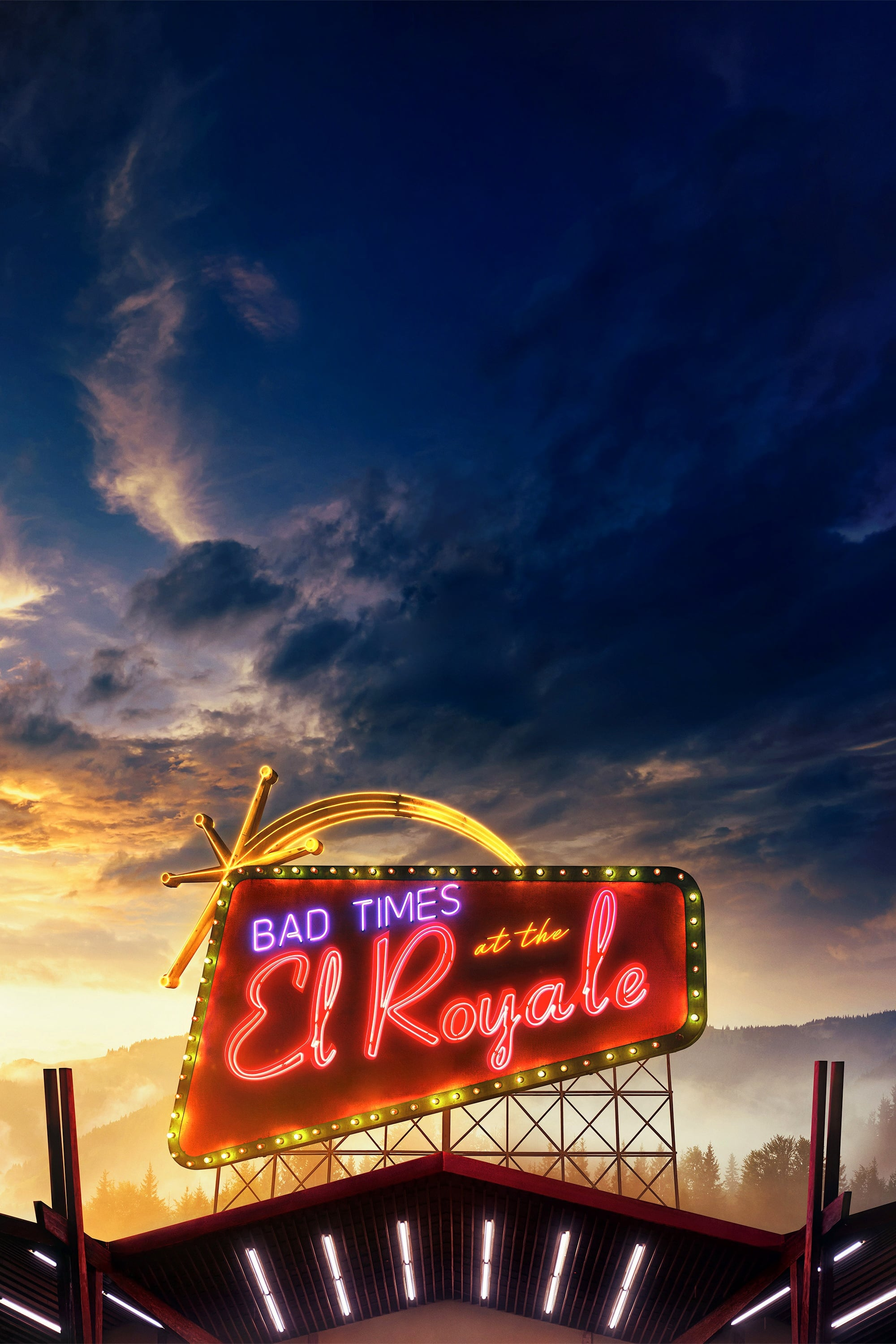 Poster and image movie Film Vremuri grele la El Royale - Bad Times at the El Royale - Bad Times at the El Royale 2018