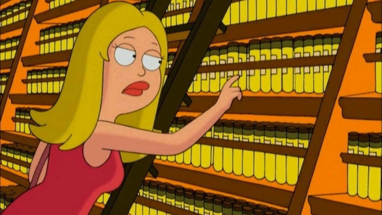American Dad! Season 3 :Episode 6  Iced, Iced Babies