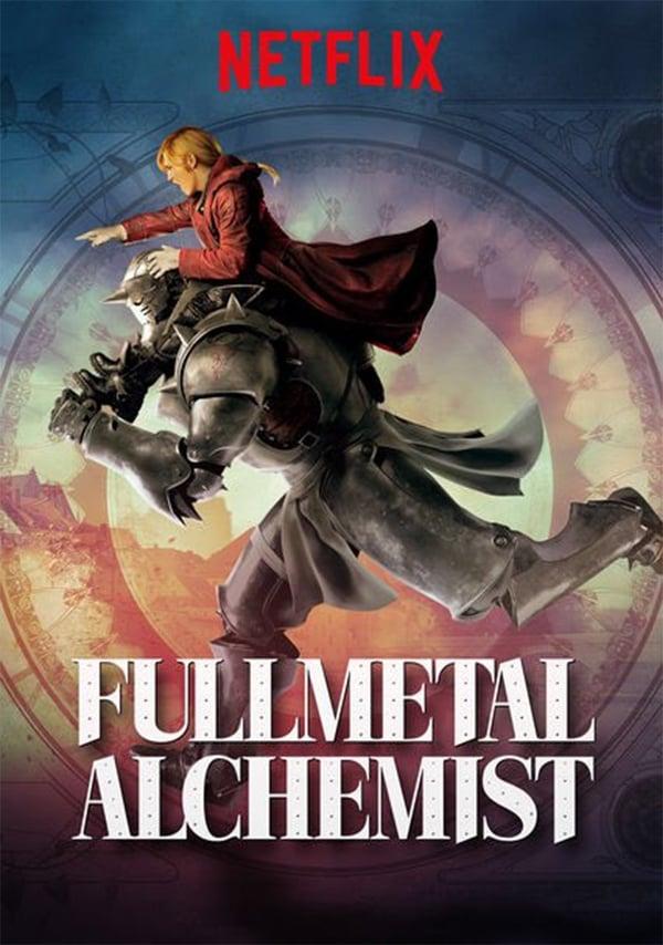 Póster Fullmetal Alchemist