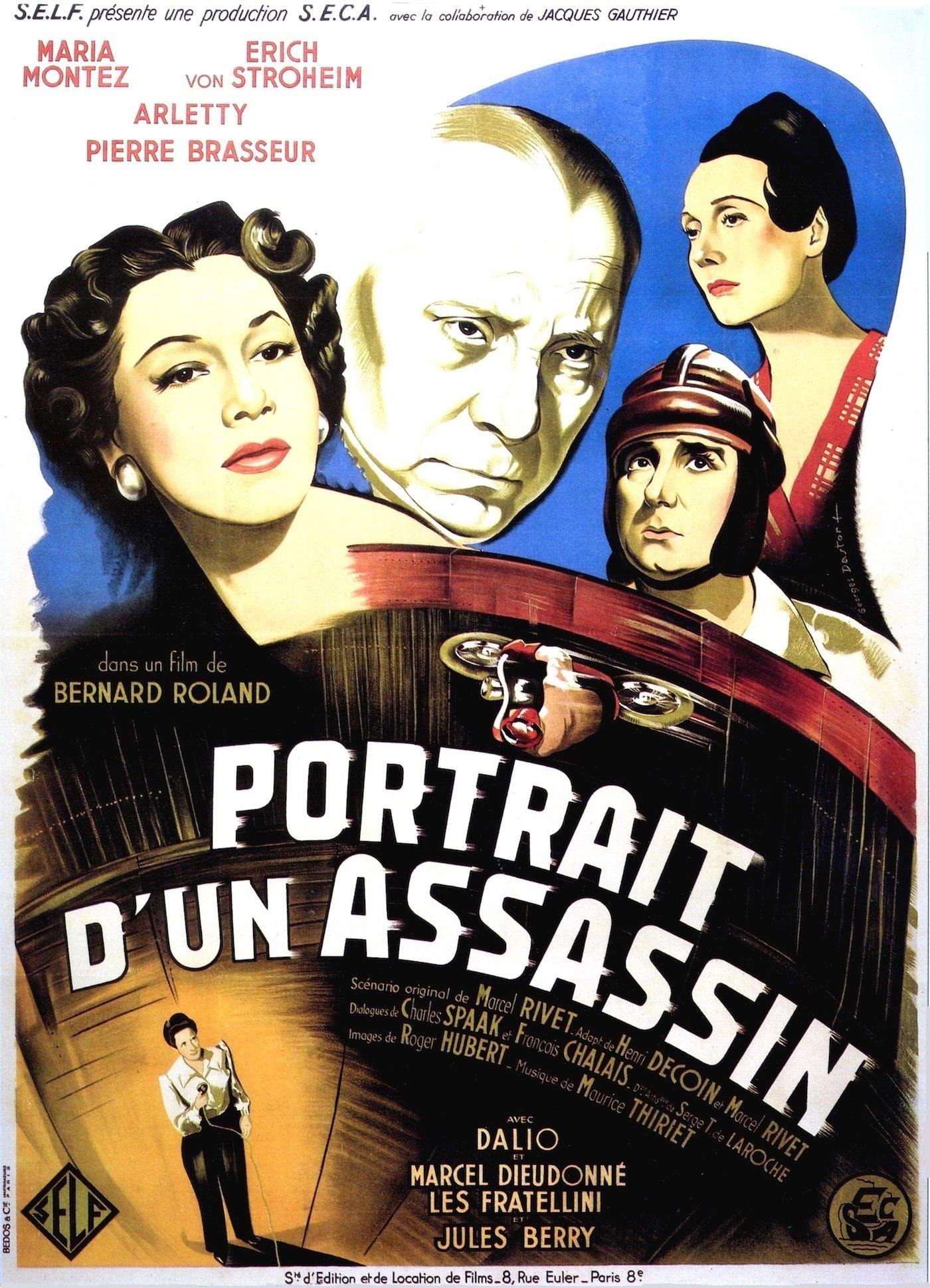Portrait of an Assassin (1949)