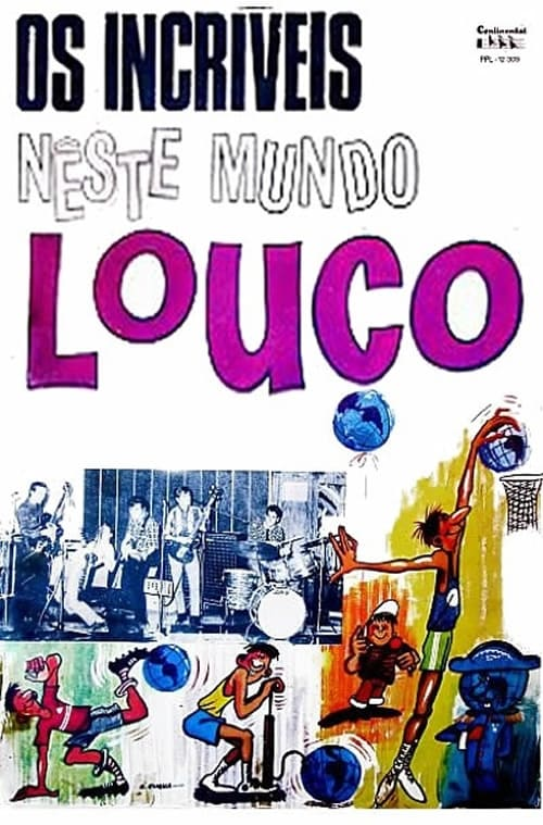 Os Incríveis Neste Mundo Louco (1967)