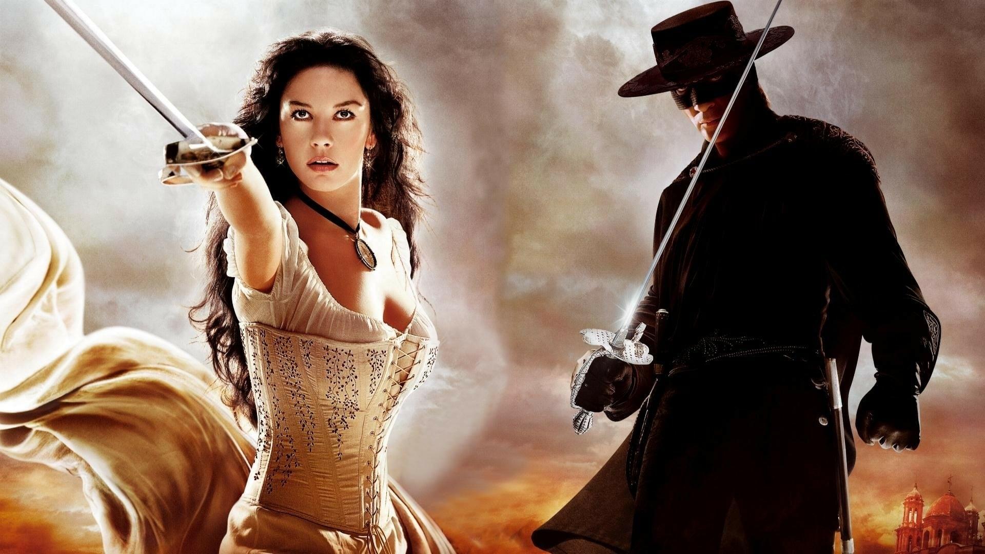 Zorro legendája online teljes film 2005