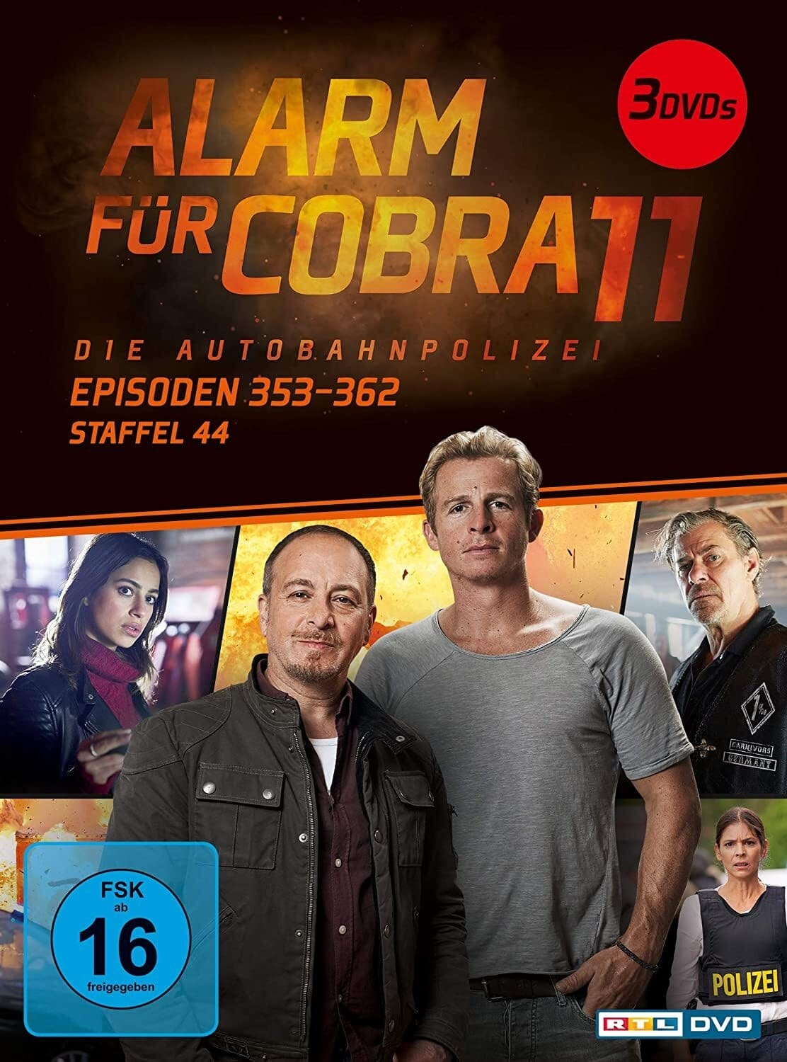 Alarm for Cobra 11: The Motorway Police Season 46