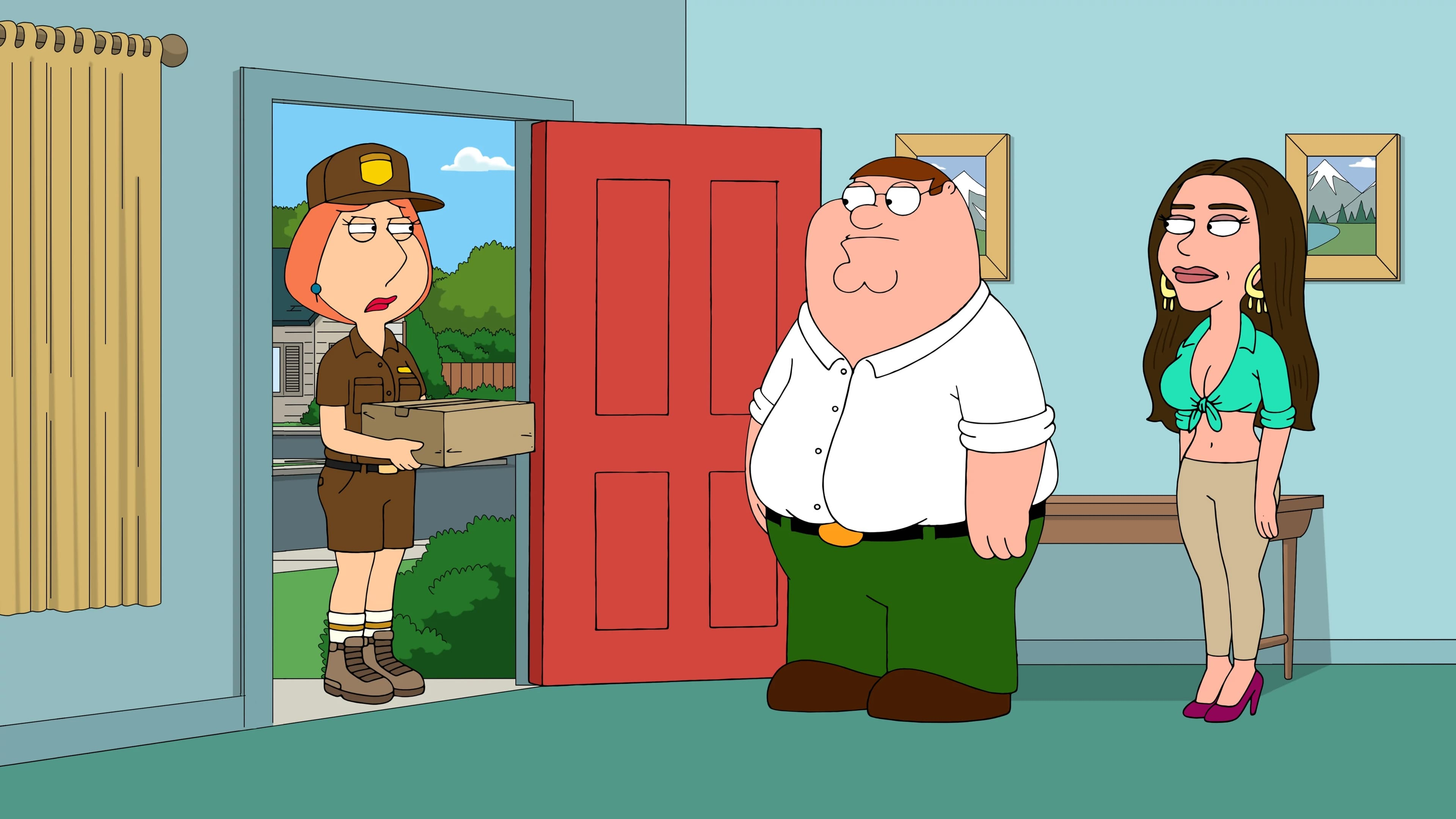 Family Guy - Season 16 Episode 1 : Emmy-Winning Episode