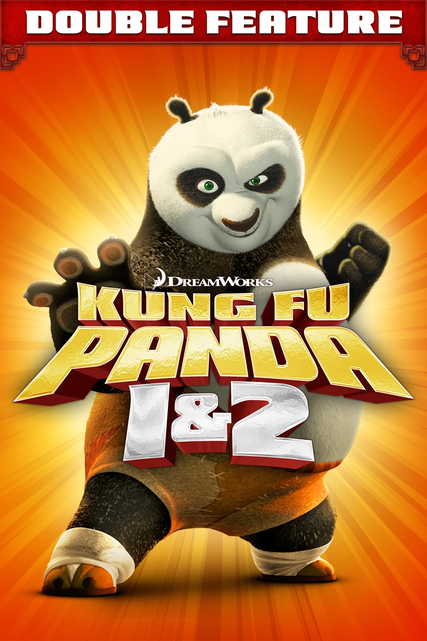 kung fu panda collection posters