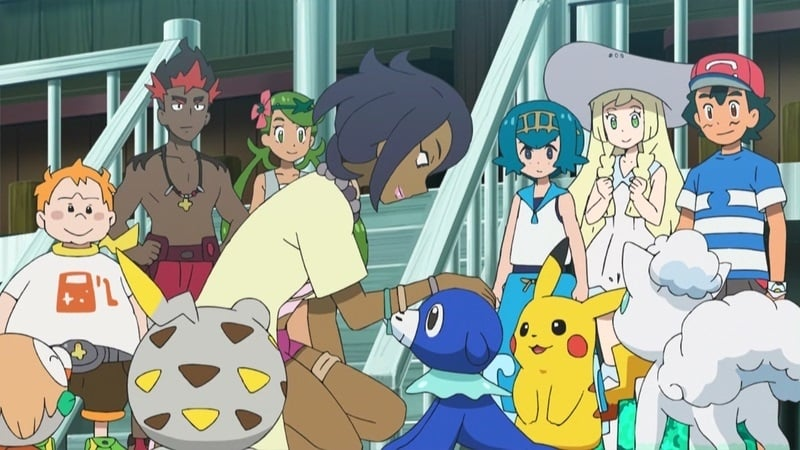 Images of sun and moon pokemon episode 31 downloads