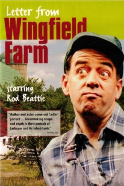 Ver Letter from Wingfield Farm Online HD Español (1993)