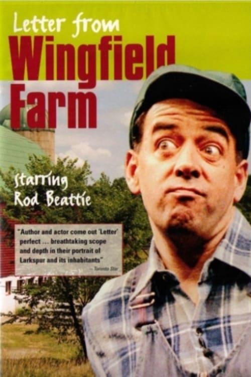 Ver Letter from Wingfield Farm Online HD Español (1993)