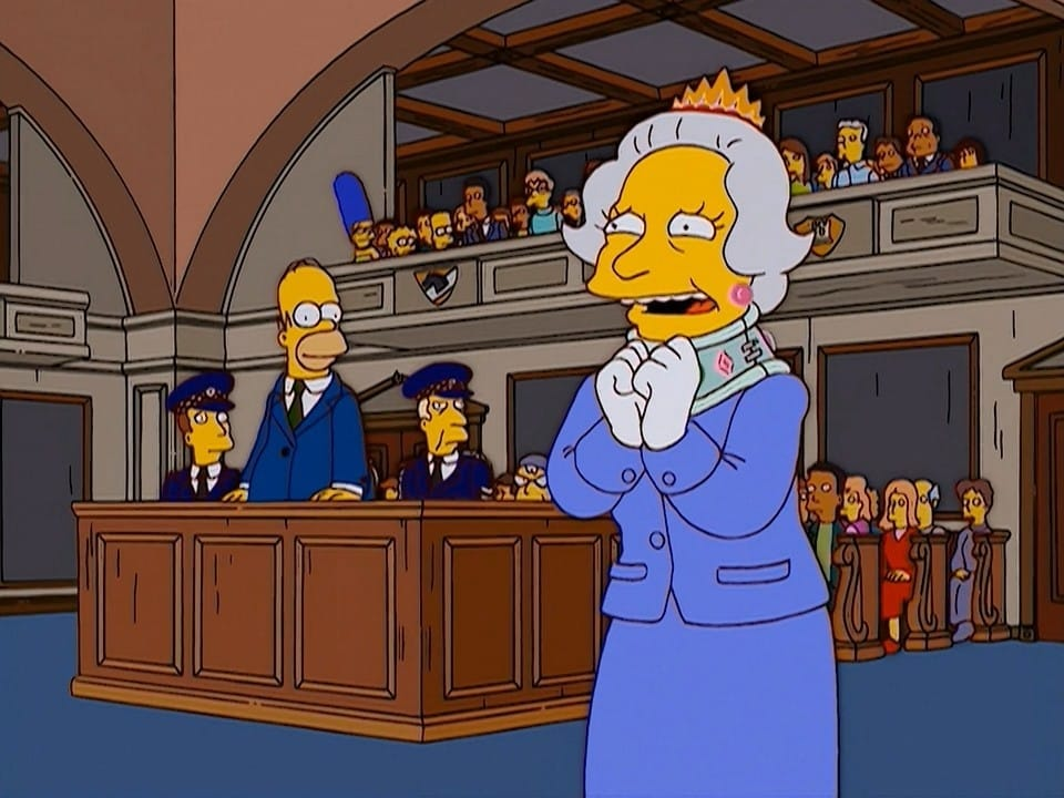 The Simpsons Season 15 :Episode 4  The Regina Monologues