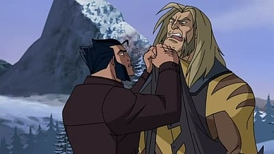 Wolverine and the X-Men Season 1 :Episode 11  Past Discretions